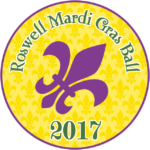 The 2nd Annual Roswell Mardi Gras Ball