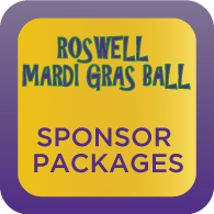Roswell Mardi Gras Ball Sponsor Packages