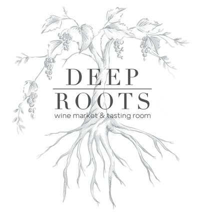 Deep Roots Wine Market