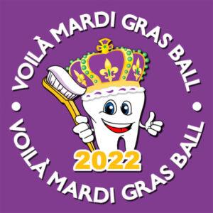 2022 Voilà Mardi Gras Ball